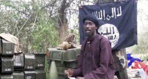 Boko Haram commander,Abu Musab Al-Barnawi