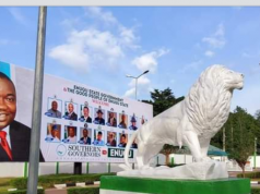 Ifeanyi Ugwuanyi hosts Southern governors in Enugu