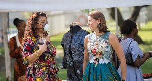 U.S. celebrates Nigerian fashion designers