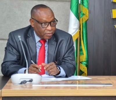 Orji Ogbonnaya Orji, Executive Secretary of NEITI